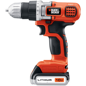 Black & Decker Factory-Reconditioned LDX116CR 16V Cordless Lithium-Ion Drill Driver at Sears.com