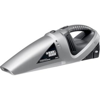 Black & Decker Factory-Reconditioned SPV1800R 18V Cordless Platinum Series Hand Vac at Sears.com