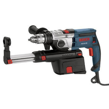 Bosch HD19-2D 8.5 Amp 1/2-in 2-Speed Hammer Drill with Dust Collection Unit at Sears.com