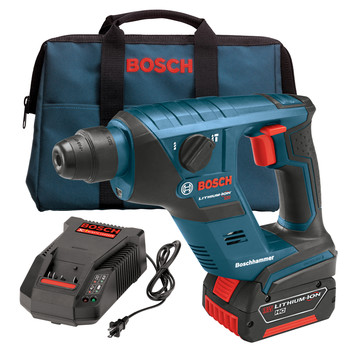 Bosch RHS181K 18V Cordless Lithium-Ion Compact SDS-Plus Rotary Hammer Kit at Sears.com
