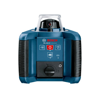 Bosch Factory-Reconditioned GRL300HV-RT Self-Leveling Rotary Laser with Layout Beam at Sears.com