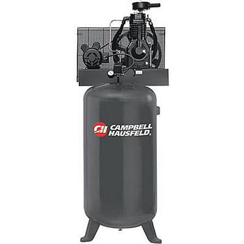 Campbell Hausfeld CE6000 5.0 HP Two-Stage 80 Gallon Oil-Lube Stationary Vertical Air Compressor at Sears.com