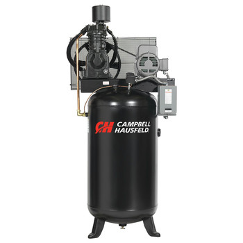 Campbell Hausfeld CE7000 7.5 HP Two-Stage 80 Gallon Oil-Lube Stationary Vertical Air Compressor at Sears.com
