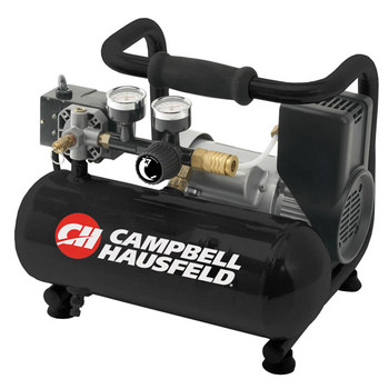 Campbell Hausfeld CT100100AV 1 Gallon Oil-Free Hot Dog Air Compressor at Sears.com