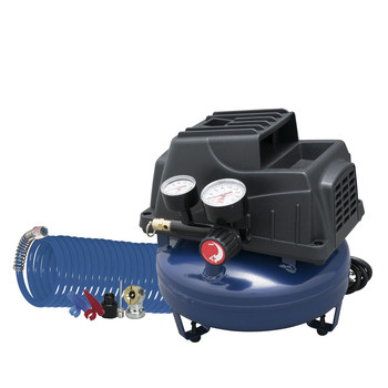 Campbell Hausfeld FP2028 1 Gallon Oil-Free Pancake Air Compressor at Sears.com