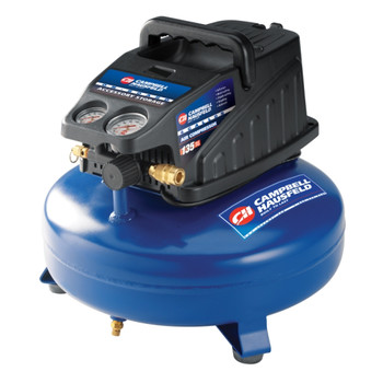 Campbell Hausfeld FP2080 1.0 HP 4 Gallon Oil-Free Pancake Air Compressor at Sears.com