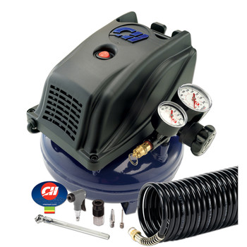 Campbell Hausfeld FP260000AV 1 Gallon Pancake Air Compressor with Inflation Kit at Sears.com