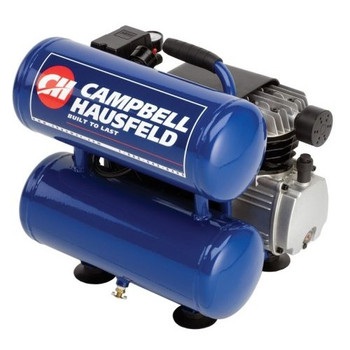 Campbell Hausfeld HL5402 1.3 HP 4 Gallon Oil-Lube Twin Stack Air Compressor at Sears.com