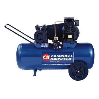 Campbell Hausfeld VT6233 2.0 HP 26 Gallon Oil-Lube Wheeled Horizontal Air Compressor at Sears.com