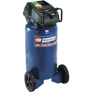 Campbell Hausfeld WL6111 1.8 HP 26 Gallon Oil-Free Wheeled Vertical Air Compressor at Sears.com