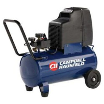 Campbell Hausfeld Factory-Reconditioned HJ300400RB 1.4 HP 8 Gallon Oil-Free Wheeled Home and Auto Maintenance Horizontal Air Compressor at Sears.com