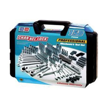 Channellock 39068 158 Piece Mechanic's Tool Set at Sears.com