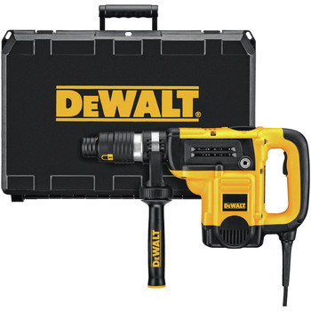 DeWalt D25553K 1-9/16-in Spline Combination Rotary Hammer Kit at Sears.com