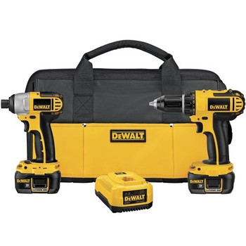 DeWalt DCK265L 18V Cordless Compact Li-Ion 2-Tool Combo Kit at Sears.com