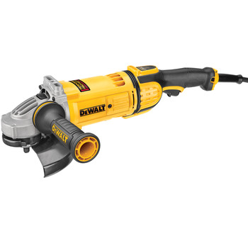 DeWalt DWE4597N 7-in 8,500 RPM 4.9 HP Angle Grinder with No Lock-On at Sears.com