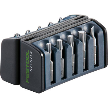 FESTOOL 496936 10-Piece TwinBox Bit Storage Box Set at Sears.com