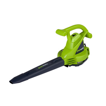 Greenworks 24072 12 Amp Variable Speed Electric Mulcher Blower Vac at Sears.com