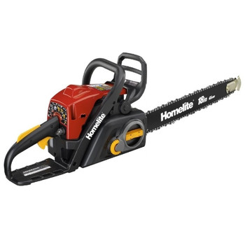 Homelite Factory-Reconditioned ZR10588 42 cc Gas Powered 18-in Chain Saw at Sears.com