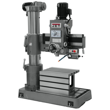 Jet 320033 J-720R, 3HP, Radial Drill Press 230/460V at Sears.com