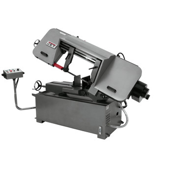 Jet 414476 J-7060, 3HP 12-in x 20-in Semi-Auto Horizontal Band Saw at Sears.com
