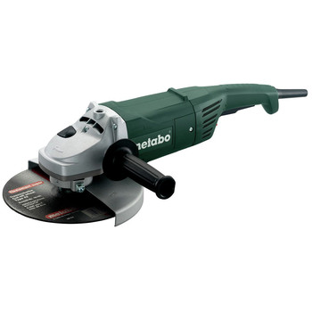 Metabo US606420760 W2000 9-in 6,600 RPM 15.0 Amp Angle Grinder at Sears.com