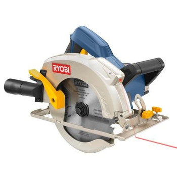Ryobi Factory-Reconditioned ZRCSB142LZK 14 Amp 7-1/4-in Circular Saw with Laser and LED Worklight at Sears.com