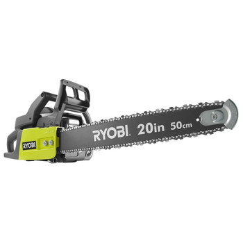 Ryobi Factory-Reconditioned ZRRY10520 46 cc Gas Powered 20-in Chain Saw at Sears.com