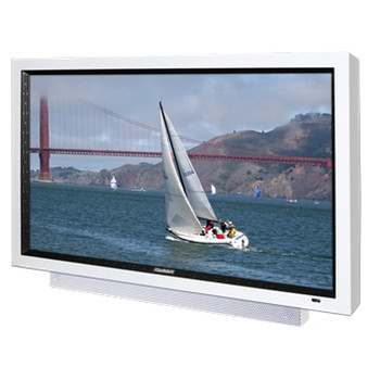 SunBriteTV Factory-Reconditioned SB-4660HD-WH-R Signature Series 46-in 1080p 60 Hz LED Full-HD True Outdoor All-Weather TV (White) at Sears.com