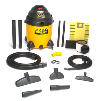 Shop-Vac&#174 9609810 22 Gallon 6.5 Peak HP Industrial Ultra Pump Wet/Dry Vacuum at Sears.com