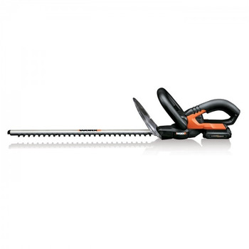 Worx WG251 18V Cordless Lithium-Ion 20-in Dual Action Hedge Trimmer at Sears.com