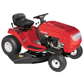 Yard Machines 13AC762F000 344cc 12.5 HP Gas 38-in Riding Mower at Sears.com