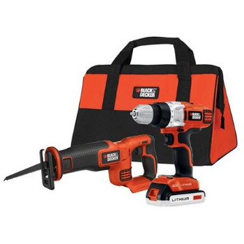 Black & Decker BDCD220RS 20V MAX 2-Tool Combo Kit at Sears.com