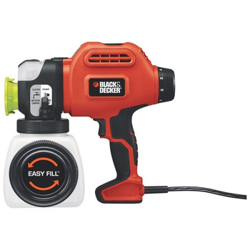 Black & Decker BDPS600K 2-Speed Quick Clean Paint Sprayer at Sears.com