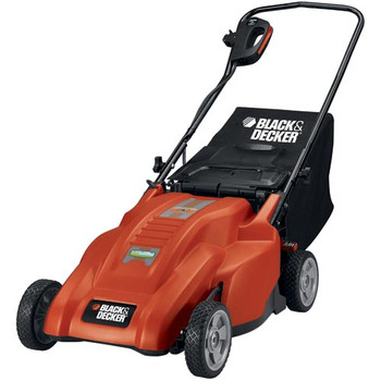 Black & Decker 18 In. Rear Bag Mulching Mower