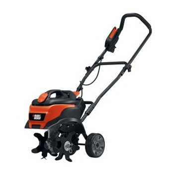 Black & Decker TL10 8.3 Amp 6 in. Front Tine Electric Tiller at Sears.com