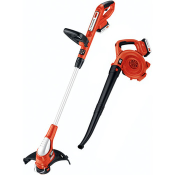 Black & Decker Factory-Reconditioned LCC220R 20V MAX Cordless Lithium-Ion String Trimmer/Edger with FREE Sweeper/Blower at Sears.com