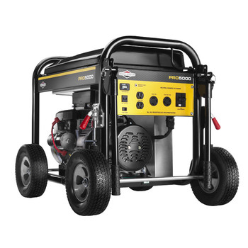 Briggs & Stratton 30554 5,000 Watt Pro Series Portable Generator at Sears.com