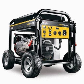 Briggs & Stratton 30555 7,500 Watt ES Pro Series Generator at Sears.com