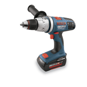 Bosch 18636-03 36V Cordless Lithium-Ion Brute Tough 1/2 in. Hammer Drill Driver w/ 2 SlimPack Batteries and Case at Sears.com