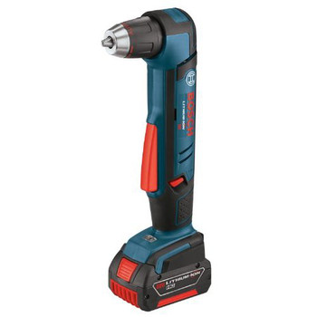 Bosch ADS181-101 18V Cordless Lithium-Ion 1/2 in. Right Angle Drill Driver with 3.0Ah HC Battery at Sears.com
