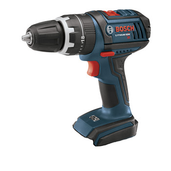 Bosch HDS181B 18V Cordless Lithium-Ion Compact Tough 1/2 in. Hammer Drill Driver (Bare Tool) at Sears.com
