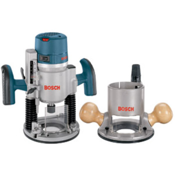 Bosch Factory-Reconditioned 1617EVSPK-RT 12 Amp 2.25 HP Combination Plunge and Fixed-Base Router Kit at Sears.com