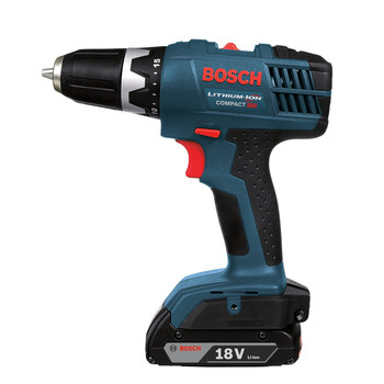Bosch Factory-Reconditioned DDBB180-02-RT 18V Cordless Lithium-Ion 1/2 in. Compact Drill Driver at Sears.com