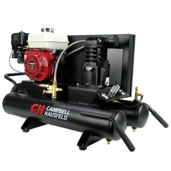 Campbell Hausfeld CE2000 5.5 HP Single-Stage 8 Gallon Oil-Lube Wheelbarrow Horizontal Air Compressor at Sears.com
