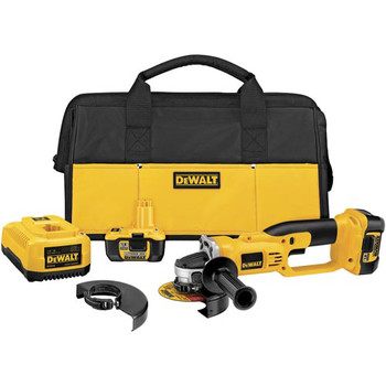 DeWalt DCG411KL 18V Cordless 4-1/2 in. XRP Li-lon Cut-Off Tool Kit at Sears.com