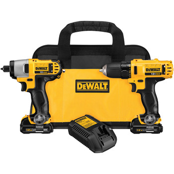 DeWalt DCK211S2WW Wounded Warrior Project 12V MAX Cordless Lithium Ion Drill/Driver and Impact Driver Combo Kit at Sears.com