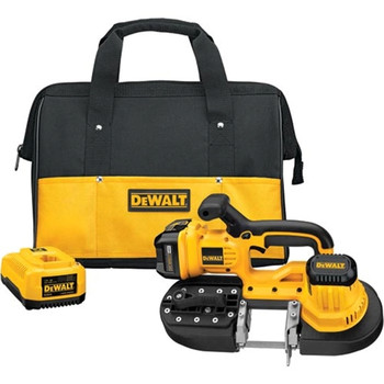 DeWalt DCS370L 18V XRP Cordless Lithium-Ion Band Saw at Sears.com