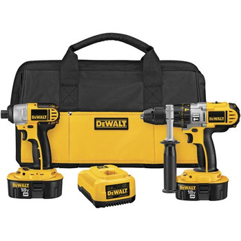 DeWalt Factory-Reconditioned DCK255XR 18V Cordless XRP 2-Tool Combo Kit at Sears.com