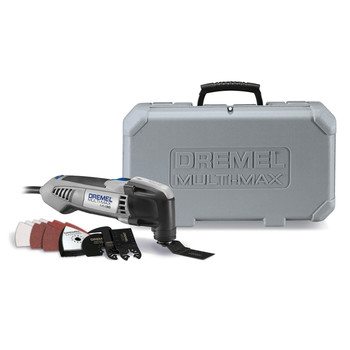 Dremel MM30-01 2.5-Amp Multi-Max Oscillating Tool Kit with 15 Accessories at Sears.com