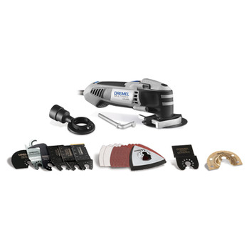 Dremel MM40-03 2.5 Amp Multi-Max Oscillating Ultimate Tool Kit with 29 Accessories at Sears.com